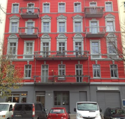 Mehrfamilienhaus Berlin-Prenzlauer Berg